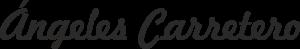 logo angeles carretero