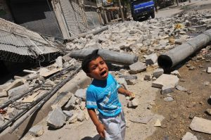 guerra-siria niño