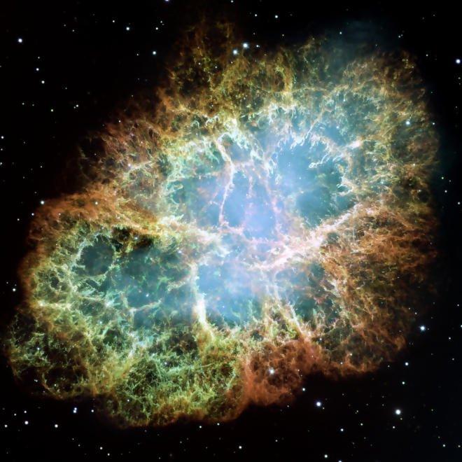 Somos polvo en el universo