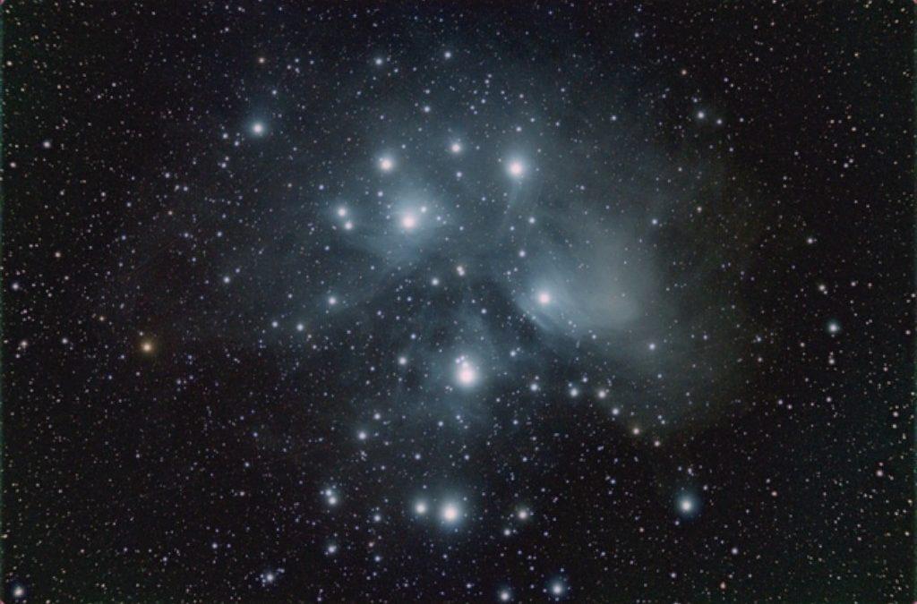 Estrellas de nácar