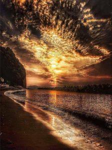 amanecer dorado nomada